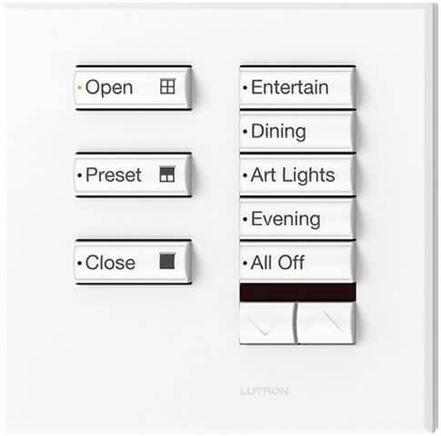 Lighting Control Keypad