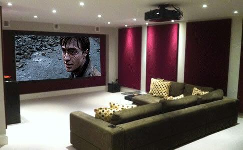 Home Cinema Smart House