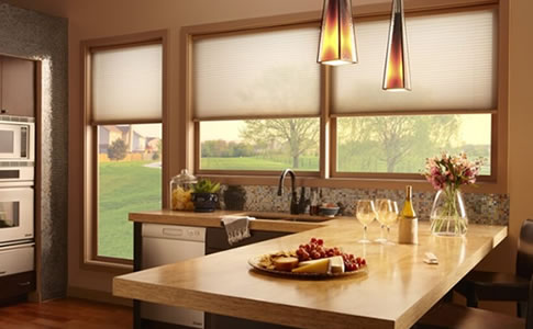 Motorised Blinds Smart Home