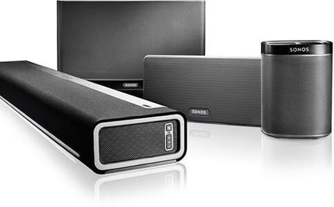 Multi-Room Audio Smart Home